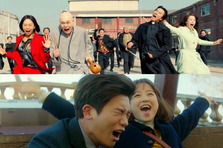Kumpulan drama Korea.