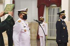 Yudo Margono Resmi Pimpin TNI AL, Ini 9 Program Prioritasnya