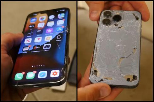 Nokia 3310 Vs iPhone 13 Uji Jatuh, Mana yang Lebih Tahan Banting?