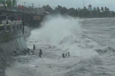 Siklon Tropis Nangka 988 Picu Gelombang Tinggi 6 Meter 2 Hari ke Depan
