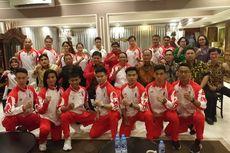 Raih 3 Emas di Kejuaraan Dunia Wushu, Edgar Xavier Tak Ingin Jemawa di SEA Games 2019