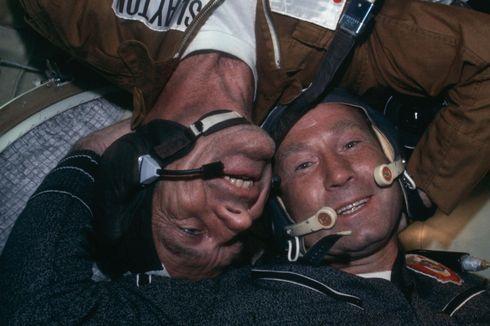Kosmonot Pertama Rusia Meninggal Di Usia 85 Tahun