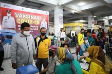Pemkot Madiun Gelar Vaksinasi di Pasar, Sasar Pedagang dan Pengunjung, Warga Luar Daerah Boleh Ikut