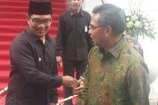 Ridwan Kamil: Di Bandung, Tiap Gedung Wajib Punya Taman di Atapnya!