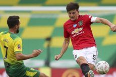 Alasan Manchester United Lakukan 8 Perubahan pada Laga Kontra Norwich