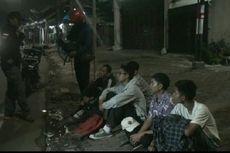 Berniat Tawuran, Lima Pelajar Ditangkap Tim Rajawali di Kampung Melayu