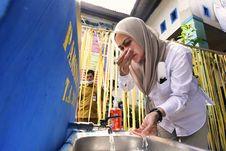 Bupati IDP Resmikan Program Pamsimas, Kini Warga Desa Dodolo Nikmati Air Bersih
