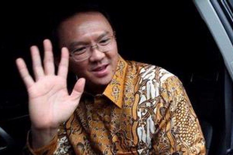 Wakil Gubernur DKI Jakarta Basuki Tjahaja Purnama.