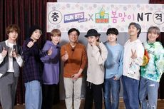 Umumkan Kolaborasi Bersama Run BTS, Nama Na Young Suk Sampai Trending Twitter