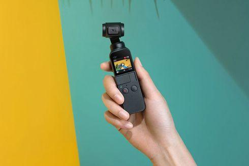 DJI Perkenalkan Osmo Pocket, Kamera