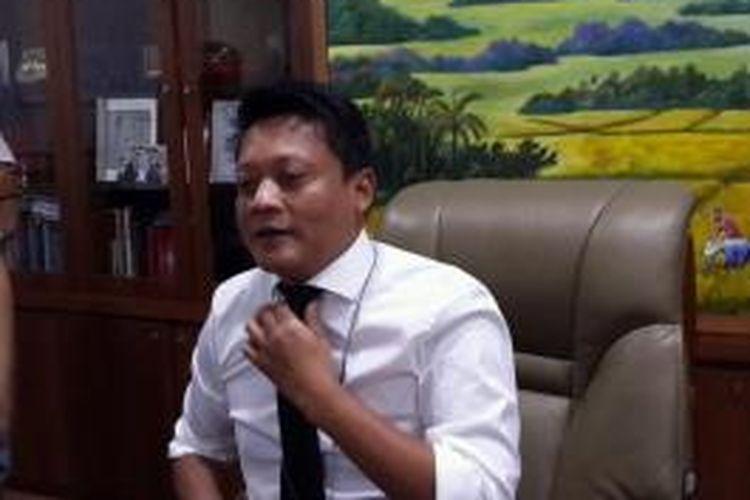 Direktur Reserse Kriminal Umum Polda Metro Jaya Komisaris Besar Krishna Murti
