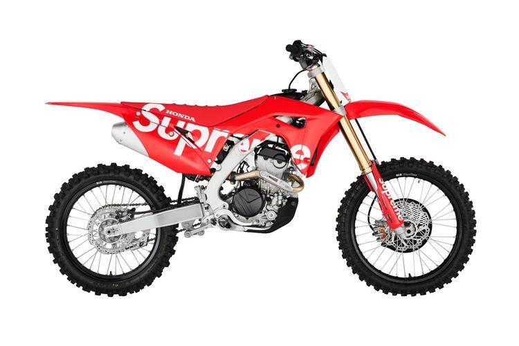 Supreme x Honda x Fox Racing
