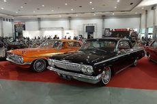 Rifat Sungkar Temui Bamsoet Bahas Ekspor Impor Mobil Klasik