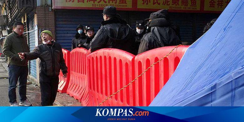 Ahli China: Pasar Wuhan adalah