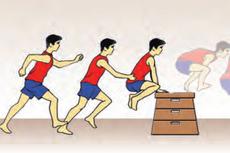 Peralatan Lompat Harimau