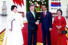 Indonesia-Korea Selatan Perkuat Kerja Sama Pertahanan dan Keamanan
