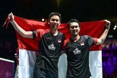 Ahsan/Hendra Dianggap sebagai Salah Satu Pahlawan Bulu Tangkis Indonesia