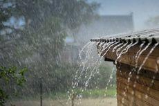 Prakiraan BMKG: Sebagian Jabodetabek Hujan Ringan, Depok-Bogor Hujan Lebat Nanti Malam