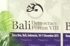 Wapres Jusuf Kalla Buka Bali Democracy Forum VIII di Nusa Dua