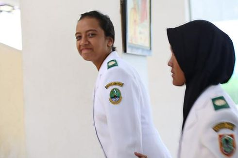 Calon Paskibraka Gloria Natapradja: Saya Sudah Pilih Indonesia Kok...