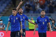 Euro 2020: Belgia Tak Meyakinkan, Conte Optimistis Italia Menang