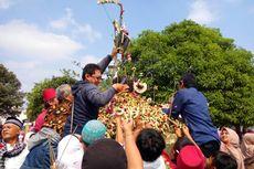 Keraton Ngayogyakarta Hadiningrat Gelar Tradisi Grebeg Syawal