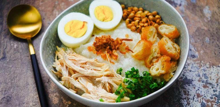 Resep Bubur Ayam Sukabumi, Bikin buat Sarapan Besok