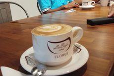 Menikmati Kopi Flores di Kafe La Bajo Labuan Bajo
