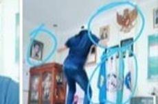 Video Viral Kepala Dusun Berjoget di Atas Meja Kades, Pelaku Dirumahkan 3 Bulan