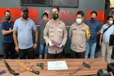 Ungkap Kasus Penganiayaan di Minahasa Tenggara, Polisi Sita Airsoft Gun dan 2 Pedang
