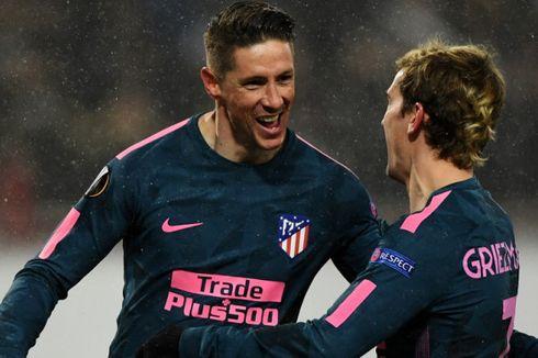 Torres Sebut Griezmann Bisa Sejajar dengan Ronaldo dan Messi