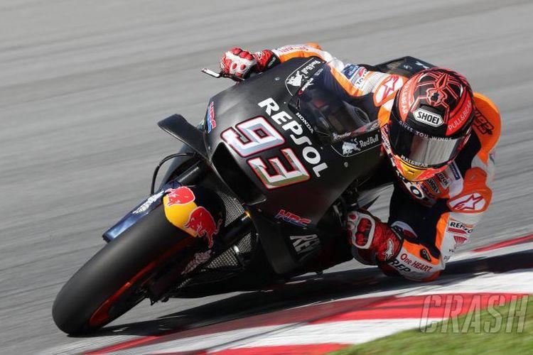 Pebalap Repsol Honda Marc Marquez