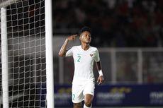 Bagas Kaffa Sedih Kehilangan Fakhri Husaini di Timnas U19 Indonesia