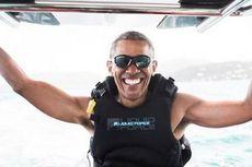 Ini Perbedaan Perlakuan Kedatangan Raja Salman dan Obama di Bali