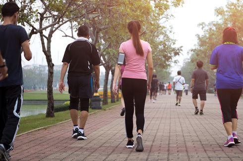 Jalan dan Lari Virtual Prudential Sasar Kegiatan Amal