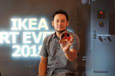 Figurine Kaca, Karya Seni Seniman Indonesia Kolaborasi dengan IKEA