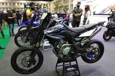 Wujud Yamaha WR 155R Supermoto di BIMS 2020