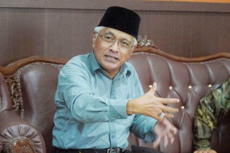 Anggota DPR RI Guspardi Gaus