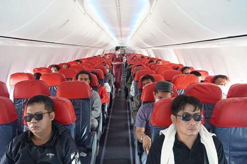 Operasi Saat Pandemi, Berikut Rincian Komponen Harga Tiket Lion Air