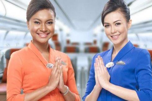Tertarik Menjadi Pramugari Garuda Indonesia? Ini Syaratnya...