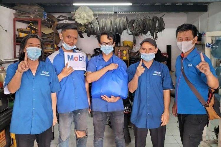 Bantuan mitra mekanik melalui program Mobil? Mechanic Club (MMC)