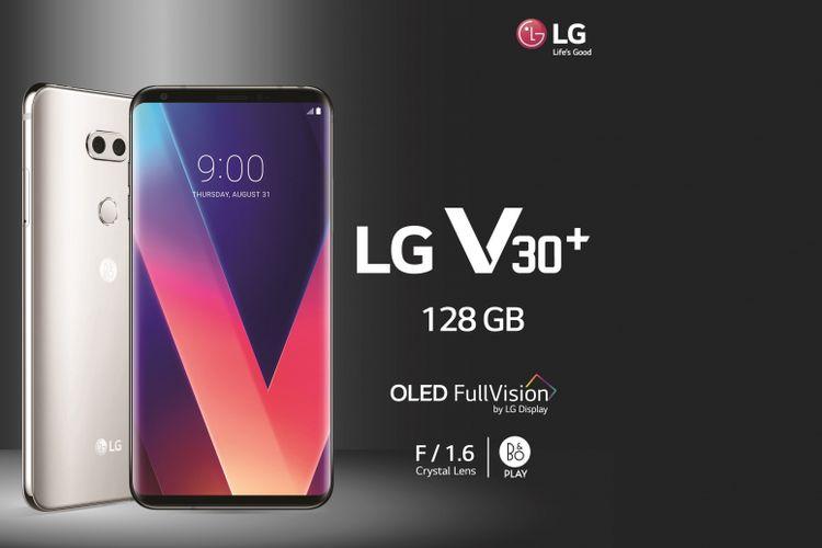 LG V30 Siap hadir di Indoensia