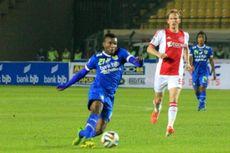 Persib Tahan Ajax Amsterdam 1-1