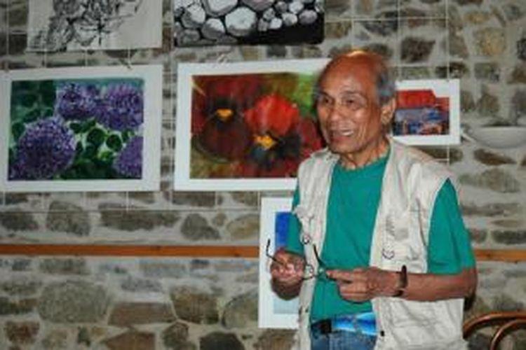 Sitor Situmorang, Sang Penyair Danau Toba