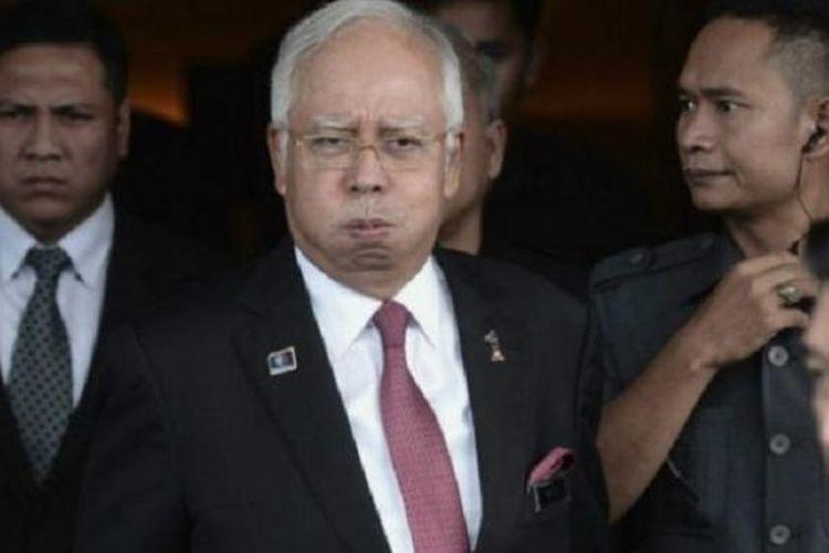 PM Malaysia, Najib Razak.