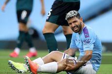 Sergio Aguero Dipastikan Absen Saat Man City Hadapi Real Madrid