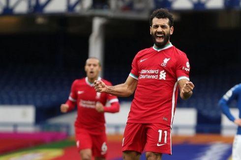 Cetak Gol ke Gawang Atalanta, Mo Salah Samai Rekor Legenda Liverpool di Liga Champions