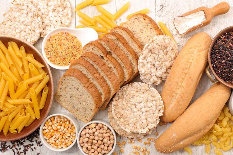 Makanan mengandung gluten