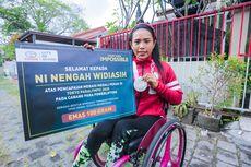 Potret Inspiratif Ni Nengah Widiasih, Peraih Medali Perak di Ajang Paralimpiade Tokyo 2020