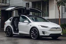 Mobil Listrik Tesla Model X Bisa Dibobol via Bluetooth